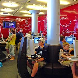 Интернет-кафе Строителя