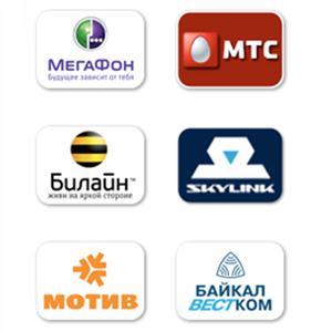 Операторы сотовой связи Строителя