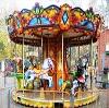 Парки культуры и отдыха в Строителях