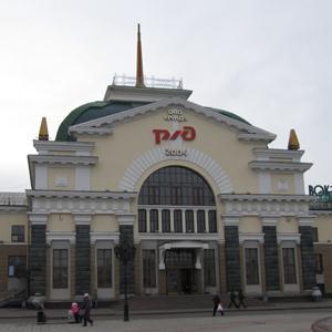 Железнодорожные вокзалы Строителя