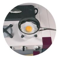 Вилла Форос - иконка «кухня» в Строителях
